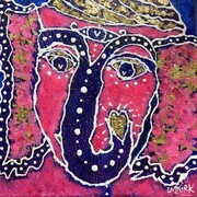 Ganesha: Tender of Hearts SOLD
