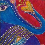 Loving Patience of Ganesha SOLD