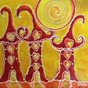 Peace, Love & Abundance Live Here, SOLD