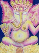 Radiant Blessings from Vinayaki SOLD
