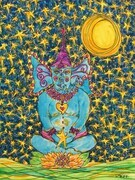 Vinayaki of the Moon & Stars SOLD